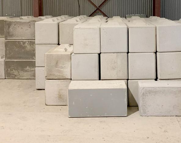 Pre Cast Concrete Blocks